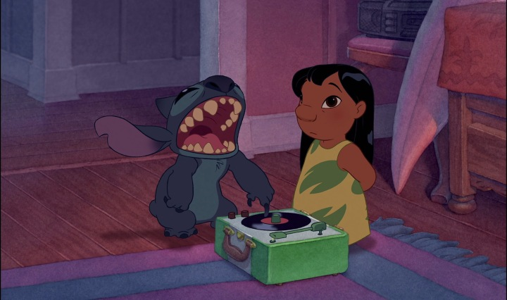 Lilo Y Stitch Me Enamoró De Elvis Casi Pop